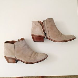 Sam Edelman Petty ankle boots - taupe